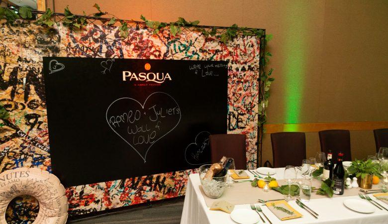 Wall of Love - Pasqua